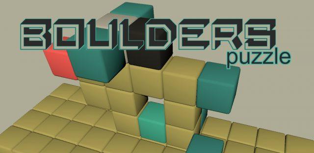 Boulders: Puzzle 0.06 alpha update